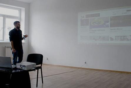 Антон Кашлікаў: Мы працуем для моладзі і спрабуем мяняцца разам з ёй