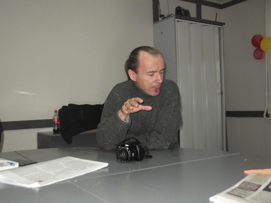 Алесь Сабалеўскі