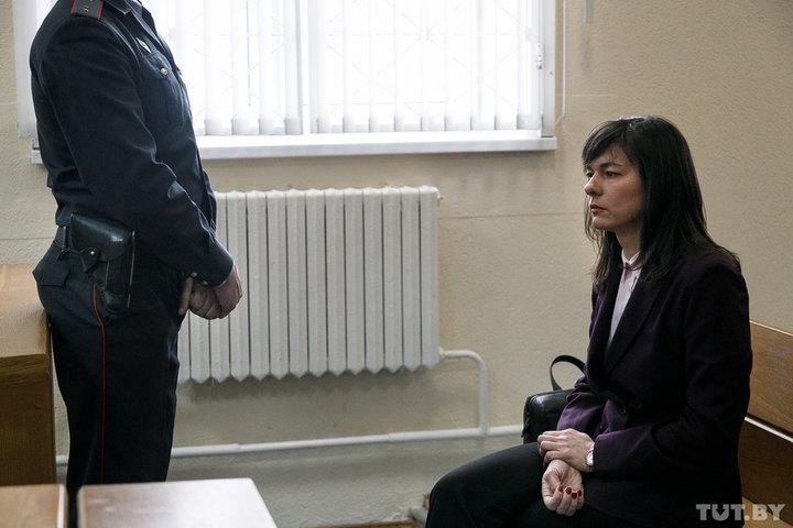 Ирина Акулович. Фото: Ольга Шукайло, TUT.BY