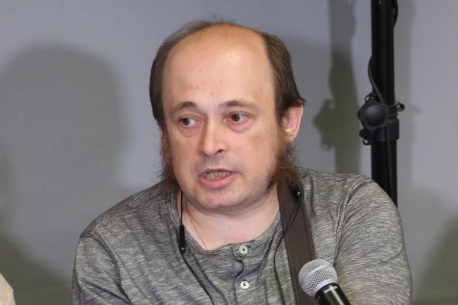 Медыяэксперт Паўлюк Быкоўскі
