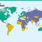 Freedom House: Беларусь – у дзясятцы найгоршых краін па свабодзе слова