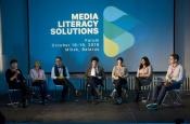 Барацьба з фэйкамі і маніпуляцыямі мала хвалюе ўлады — пра што гаварылі падчас дыскусій Media Literacy Solutions Forum