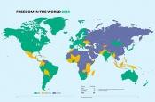 Freedom House: Беларусь остается в группе несвободных стран