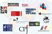Журналісцкія арганізацыі свету – пра забойства Паўла Шарамета