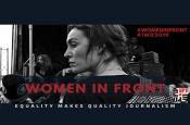 Women in front!