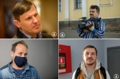 Review of Belarusian journalists' arrests and detention in May