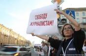 """""""Репортеры без границ"""" призывают ФРГ поддержать журналистов Беларуси"""