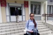 Журналістка з Магілёва патрабуе прыцягнуць да адказнасці супрацоўніка міліцыі