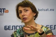 Агнешка Рамашэўская, фота БелаПАН