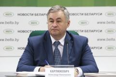 Карлюкевич о поправках в закон о СМИ: владельцу ресурса будет известен комментатор, не составит труда его распознать