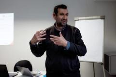 Прафесар Пол Іганскі: Парады журналістам і рэдактарам — не спроба абмежаваць свабоду рэдакцый