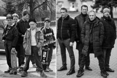 История одной фотографии. Нашли парней с известного в 90-е снимка и узнали, как сложилась их жизнь