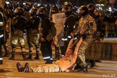 Удобная мишень. В Беларуси бьют и задерживают журналистов, и за это никто не ответит