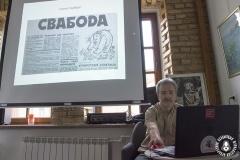 Пісьменнік, журналіст Сяргей Астраўцоў: Я меў нагоду пераканацца, што мы можам памятаць па-рознаму