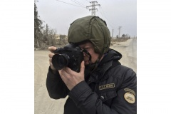 Двукратный победитель World Press Photo Валерий Мельников: В новостных агентствах не нужны заметные люди, нужны рядовые бойцы