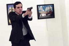 Автор фотографий убийцы российского посла рассказал об увиденном