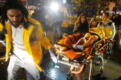 Взгляд из Стамбула: как телевидение освещало теракт в новогоднюю ночь. И в целом о турецкой информационной политике