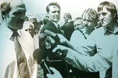 Анатоль Гатоўчыц: На маім крэсле сядзелі Лукашэнка і Алексіевіч