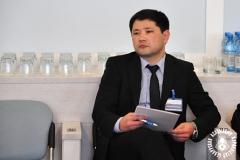 Прадстаўнік АБСЕ па пытаннях свабоды СМІ Айдар Батагараў