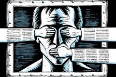Общение с журналистами из России опасно для украинских политиков. Объяснительная записка главреду «Новой газеты»