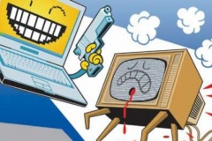 «Партия Интернета» против «партии телевидения»