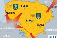 Кто промывает мозги Литве: опросы показали, за что стоит благодарить Путина