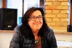 «Выигрывают смелые»: Юлия Слуцкая в HrodnaMediaRoom — о том, как выжить в мире новых медиа