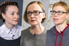 «Ток» з Золатавай і Леўшынай: пра «справу БелТА», цэнзуру і агентуру ВІДЭА