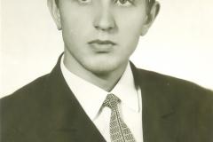 Аляксей Кароль. Фота 1969 г.