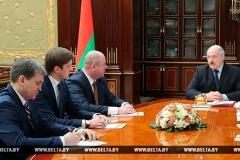 Лукашенко уволил Павла Якубовича, Геннадия Давыдько и Юрия Казиятко