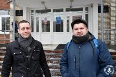 Дзянісава і Кіркевіча аштрафавалі за сюжэт пра гродзенскія сутарэнні