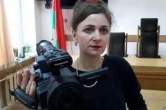 За «бунт даярак» журналістка не будзе адказваць