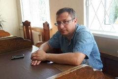 Уладзімір Лапцэвіч звярнуўся са скаргай да кіраўніка СК па Магілёўскай вобласці