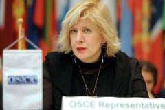 ОБСЕ продлила еще на год мандат  Дуньи Миятович.