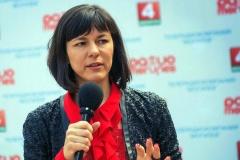 Гендырэктар БелТА Ірына Акуловіч: Гэта не палітычная справа, гэта справа аб паролях