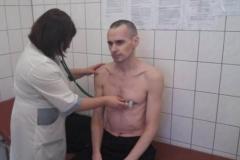 Алег Сянцоў трапіў у рэанімацыю