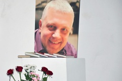 Успамінайце пра яго з радасцю: вечар памяці Шарамета адбыўся ў Мінску (ФОТА)