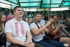 """Журналіст раёнкі """"Дняпровец"""" схадзіў на канцэрт Вольскага і застаўся без працы"""