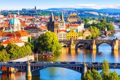Стипендия на трехмесячную исследовательскую резиденцию в Праге. Срок подачи — до 10 марта