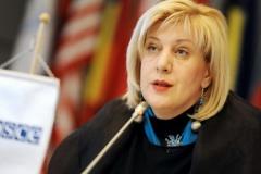 Дунья Міятавіч стала Камісарам па правах чалавека Рады Еўропы