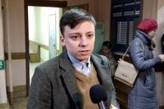 Алеся Любянчука пакаралі штрафам