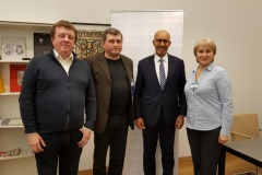 BAJ Representatives Discuss Main Problems of Media Freedom in Belarus with OSCE