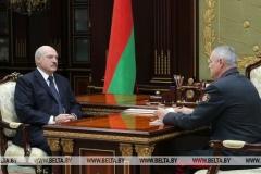 Лукашенко Шуневичу: безопасность во время Европейских игр должна быть обеспечена, но без излишеств