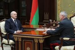 """Лукашенко Шуневичу: безопасность во время Игр должна быть обеспечена, но """"без заборов"""""""