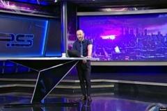 Журналіст «Руставі 2» абразіў Пуціна ў эфіры. Тэлеканал часова спыніў вяшчанне