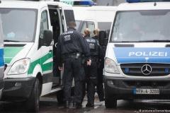 Полиция в ФРГ будет называть происхождение предполагаемых преступников