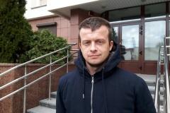 «Адчуваю сябе бездапаможным», — суд адмовіў Андрэю Павуку ў іску да міліцыі