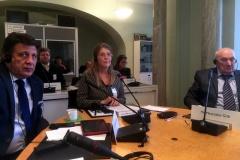 В Шведском парламенте прошел круглый стол на тему свободы СМИ в Беларуси