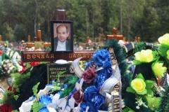 Редактора «Газеты Слонімскай» Виктора Володащука провели в последний путь