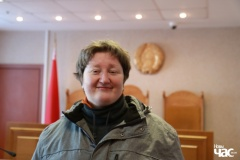 Journalist Volha Bykouskaya Barred From Meeting of Election Commission in Minsk